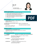 Sheen Resume