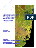 Groundwater Management Handbook
