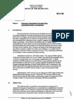 Kalusugan Pangkalahatan Execution Plan and Implementation Framework