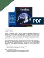 Himalaya Synopsis
