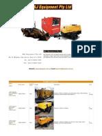 Portable Air Compressors Hire & Sale