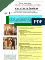 Fichas de Seguridad y Salud_Seguridad en El Uso de Escaleras