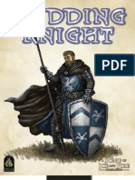 A Song of Ice and Fire Wedding Knight