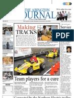 The Abington Journal 08-03-2011