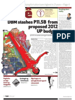 Philippine Collegian Tomo 89 Issue 8
