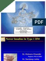 Newer Insulins in Pediatrics
