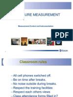 Pressure Measurement SAT Format