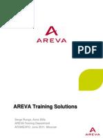 Решения в области обучения компании AREVA