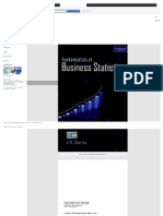Fundamentals of Business Statistics - Google Books