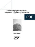 SD Agreements