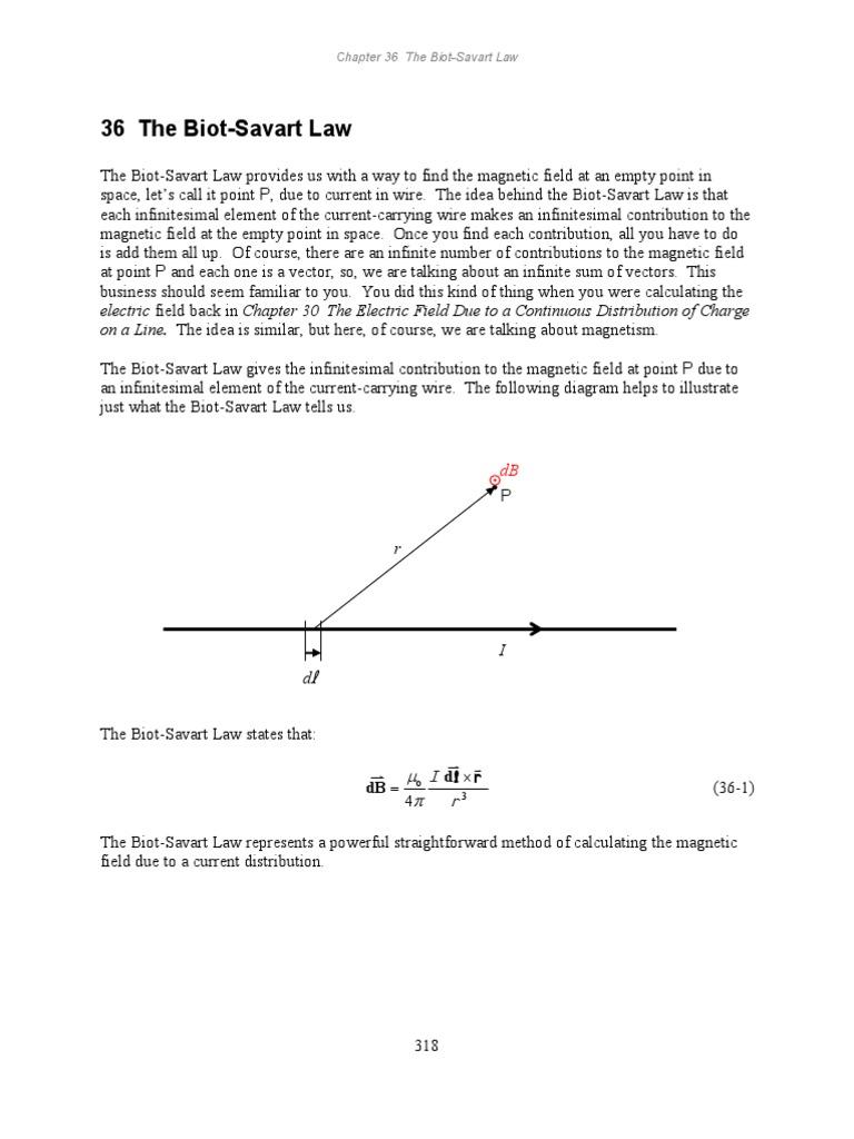 Biot Savart Law   Magnetic Field   Euclidean Vector