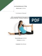 Ana Santos - A flexibilidade no Taekwondo