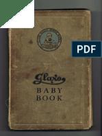 Glaxo Baby Book