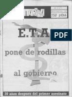 Alcantarilla nº 9 (Agosto-Septiembre-Octubre 1987)