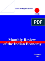 MR of Indian Economy