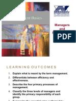 Management Basics