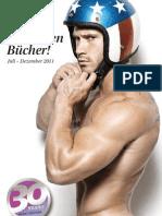 Verlagsprogramm Bruno Gmünder Juli - Dezember 2011