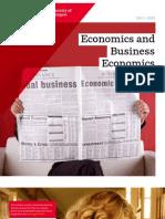 Economics and Business Economics