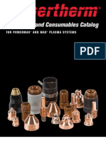 Hypertherm Torch & Consumables Catalogue