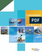 Brochure Assurance Voyage AMF Fr