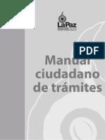 Manual Ciudadano de Trámites