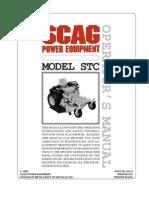 Scag Ticer Cub Manual