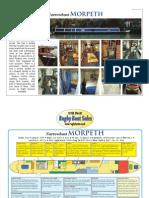 70ft Les Allen traditional narrowboat for sale