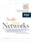 Scale Free Networks and How they impact everything by Albert-Laszlo Barabasi and Eric Bonabeau