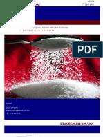 Sugar Sector Report - 7 Apr 2011