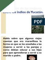 mujeres de yucatan