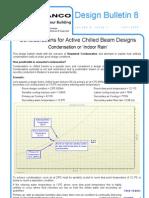 4i Design Bulletin 8_Condensation_V2