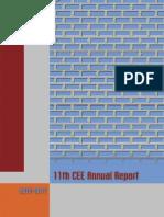 CEE Annual Report 2011