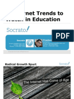 6 Internet Trends to Watch in Education (Socrato)