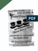 Tract Fête 11 septembre place de Metz