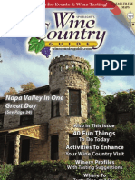 Spotlight's Wine Country Guide August 2011