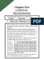 Logical Reasoning