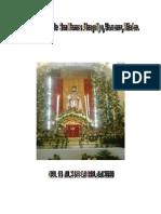 Apuntes sobre la Fiesta Patronal de San Marcos Atexquilapa, Veracruz, México