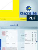 Manual Gazelle