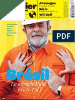 Courrier International Octobre 2010
