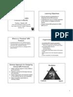MSK General Protocols