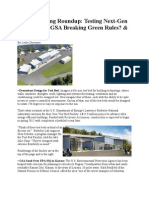 Is GSA Breaking Green Rules
