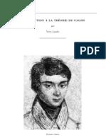 Laszlo-Theorie de Galois