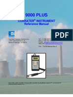 9000Plus LPR Corrosion Instrument Manual