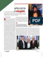 Binner apuesta a una campaña moderna al estilo Frente Amplio de Uruguay. Por Santiago Casanello.