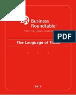 The Language of Trade