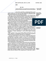 Public Law 95-435