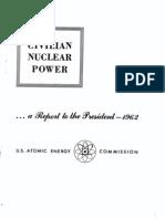 Civilian Nuclear Power
