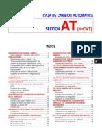 CAJA DE CAMBIOS AUTOMATICA manual nissan primera p11