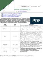 Programas Para a Calculadora HP 12C