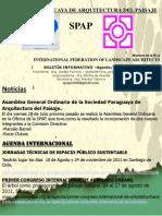 Boletin Informativo Spap Agosto2011
